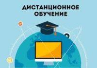 Дистанционный режим обучения